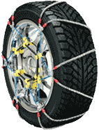 SZ6 tire chains by SCC