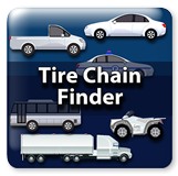 Tire Chain Finder